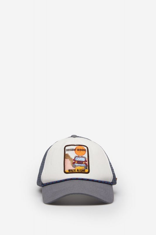 RALLY TRUCKER HAT