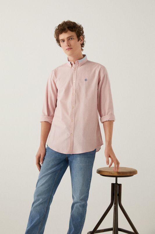 Pinpoint shirt
