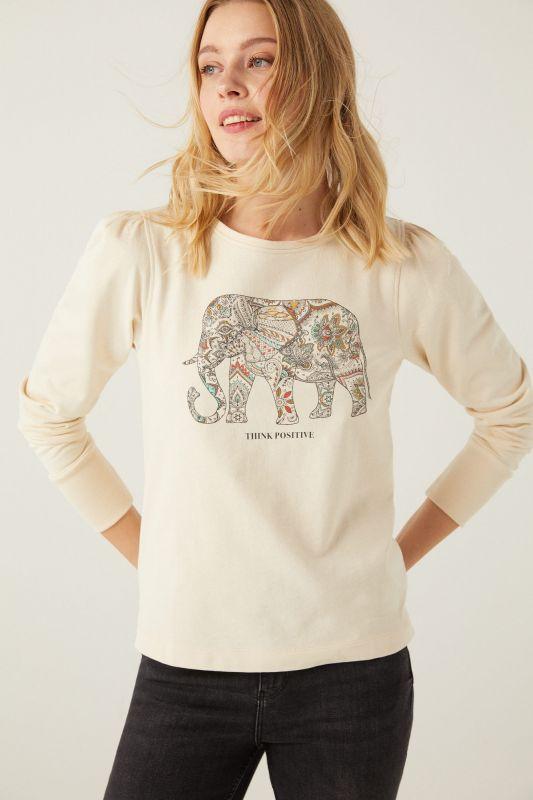 Think Positive sweatshirt