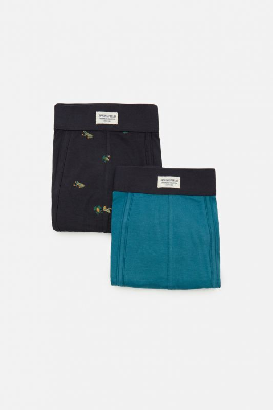 2-pack frog boxers