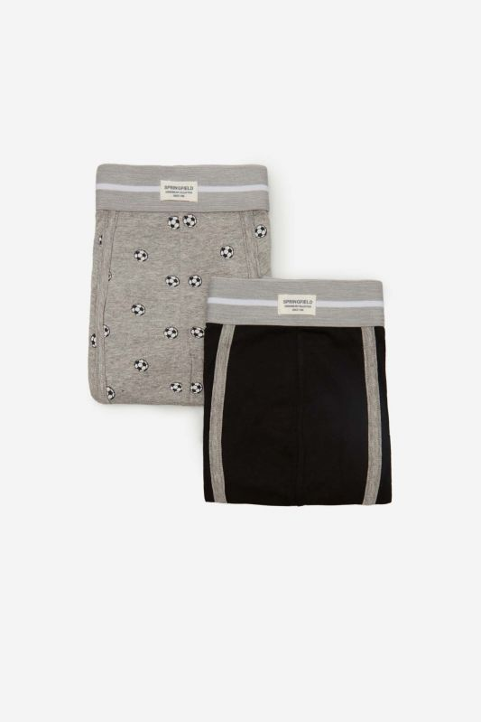 2-pack football boxers