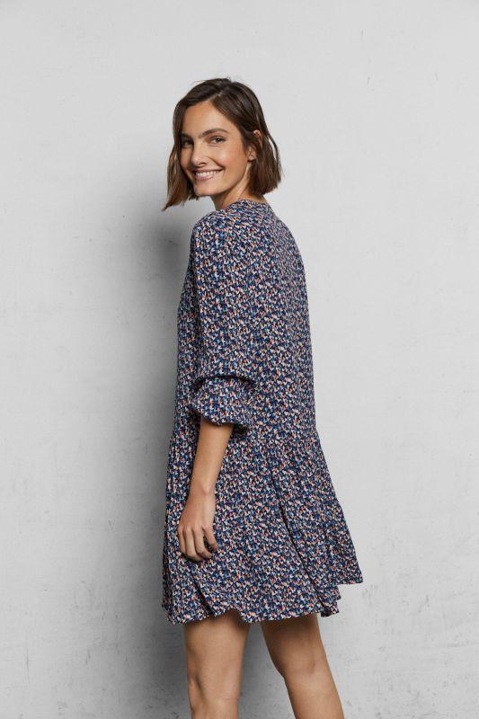 Short sustainable dress