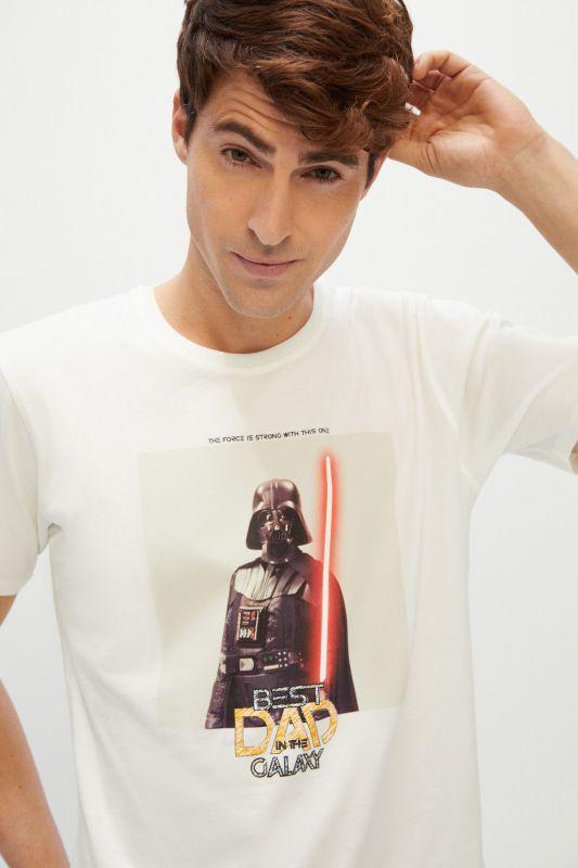 Star Wars short-sleeved t-shirt