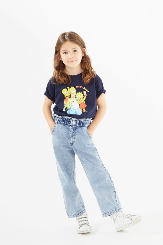 The Simpsons short-sleeved t-shirt