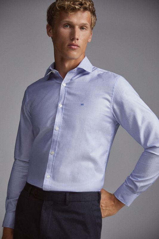 Textured Travel Collection shirt