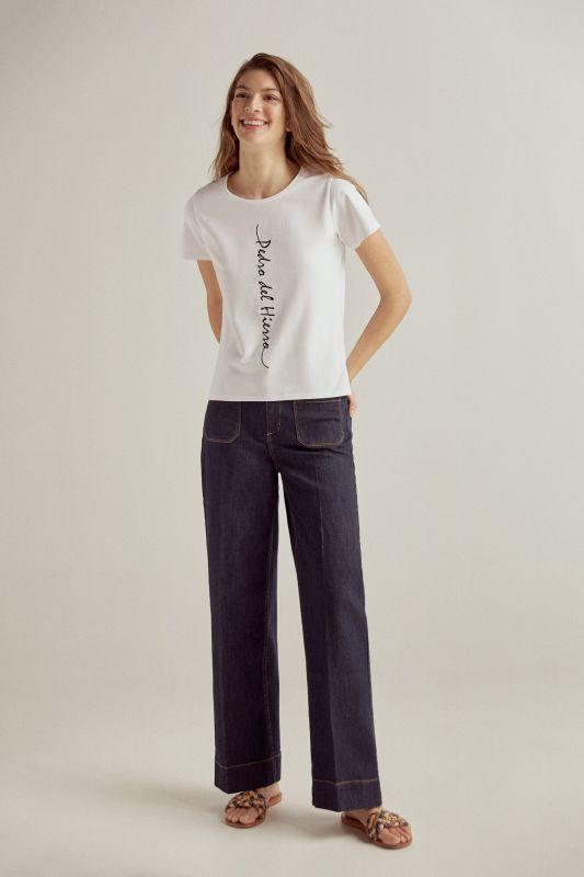 Essential short-sleeved logo T-shirt