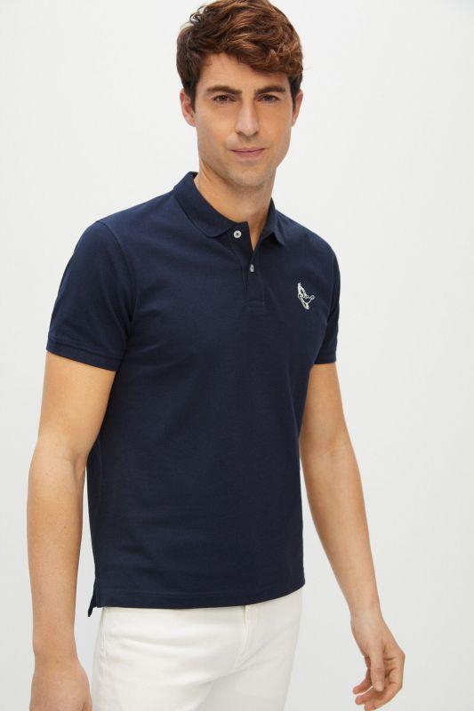 Looney Tunes short-sleeved polo shirt