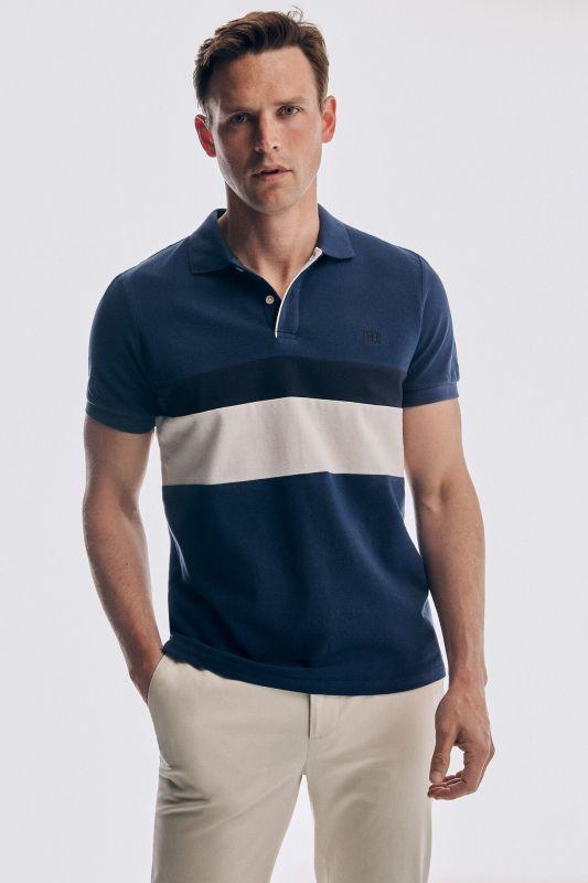 Fantasy short-sleeved polo shirt