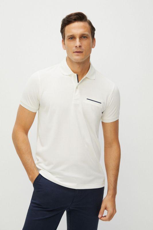 Short-sleeved Coolmax fresh® polo shirt