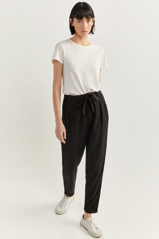 FLOATY TENCEL TROUSERS