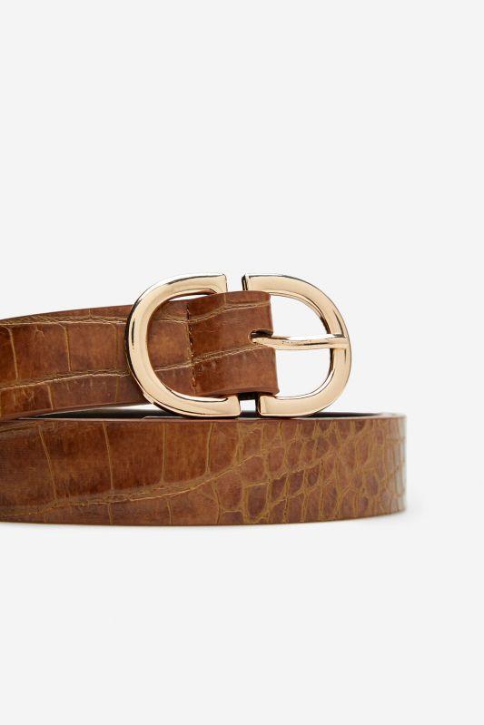 Essential animal belt