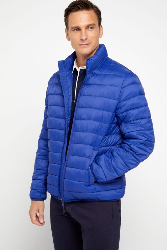 Ultralight quilted jacket with Thermolite eco