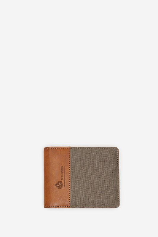 Combination fabric card holder