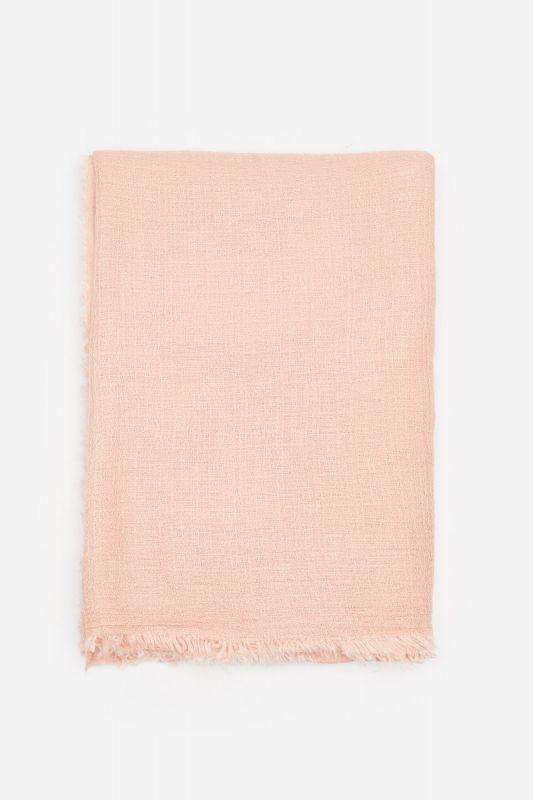 Plain lightweight scarf