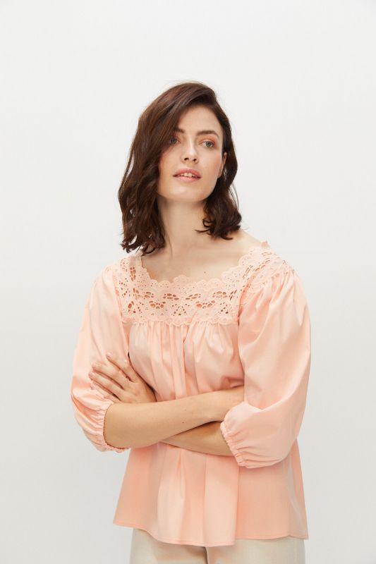 Cotton bra top